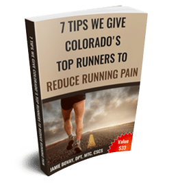 Running Injuries Pain Relief